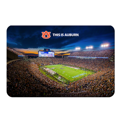 Auburn Tigers - This is Auburn - College Wall Art#PVC