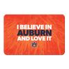Auburn Tigers - I Believe in Auburn - College Wall Art#PVC