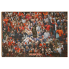 Auburn Tigers - War Eagle Soars - College Wall Art#Wood