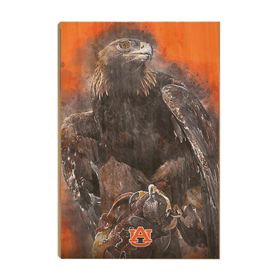 Auburn Tigers - War Eagle Paint - College Wall Art#Wood