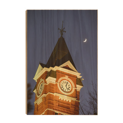 Auburn Tigers - Samford Tower - College Wall Art#Wood