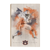 Auburn Tigers - Epic Run - College Wall Art#Wood