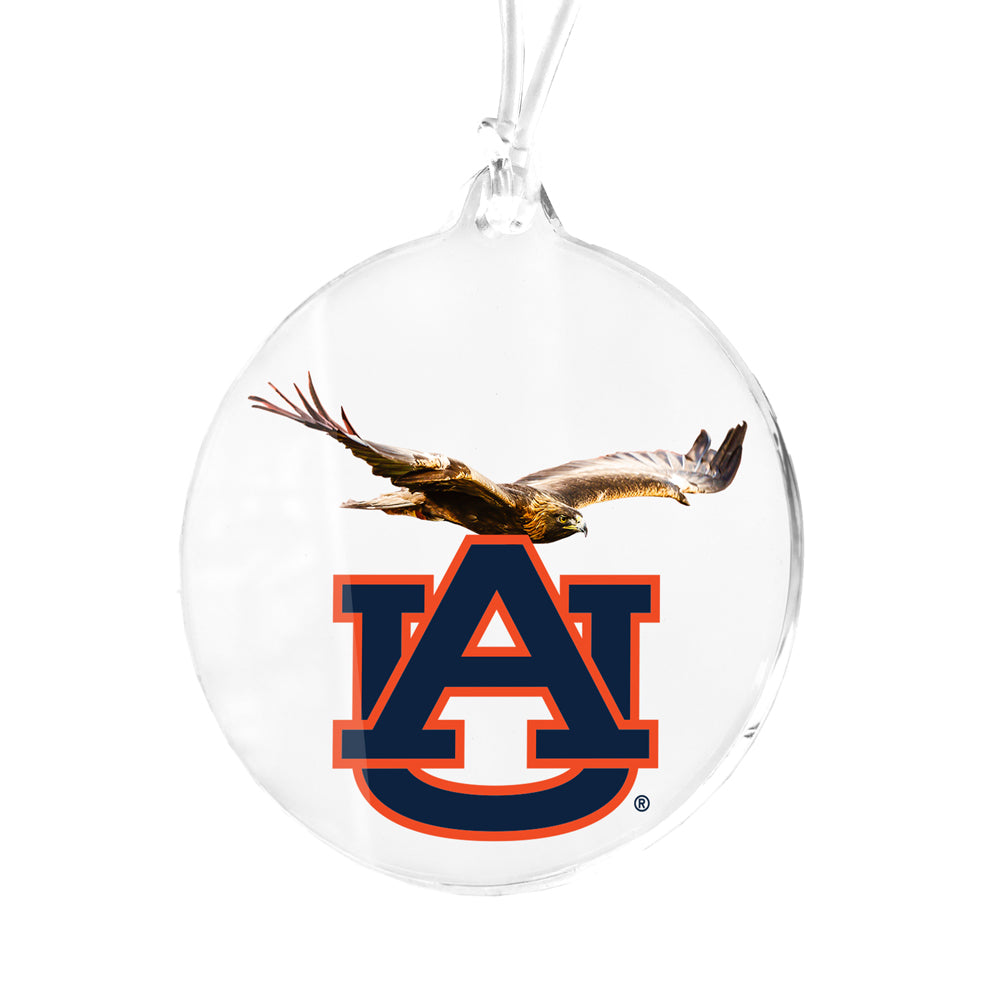 Auburn Tigers - Auburn War Eagle Bag Tag & Ornament