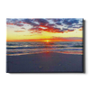 Beach Sunset - College Wall Art