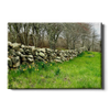 Stone Wall - College Wall Art