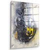 ETSU - Battle Ready - College Wall Art#Acrylic