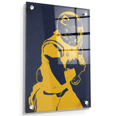 ETSU - Blue & Gold Bucs - College Wall Art#Acrylic