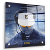 ETSU - Head Football Coach Randy Sanders - College Wall Art#Acrylic