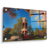 ETSU - Autumn Alumni Plaza - College Wall Art#Acrylic