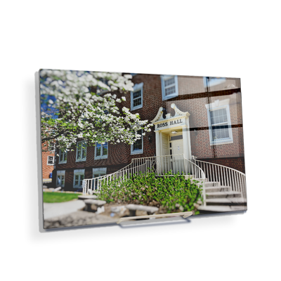 ETSU - Ross Hall - College Wall Art#Acrylic Mini