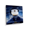 ETSU - Head Football Coach Randy Sanders - College Wall Art#Acrylic Mini
