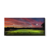 ETSU - Soccer Sunset Panoramic - College Wall Art#Canvas
