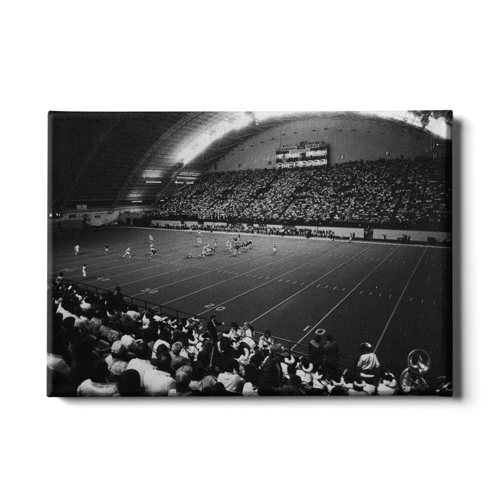 ETSU - Vintage Dome - College Wall Art #Canvas