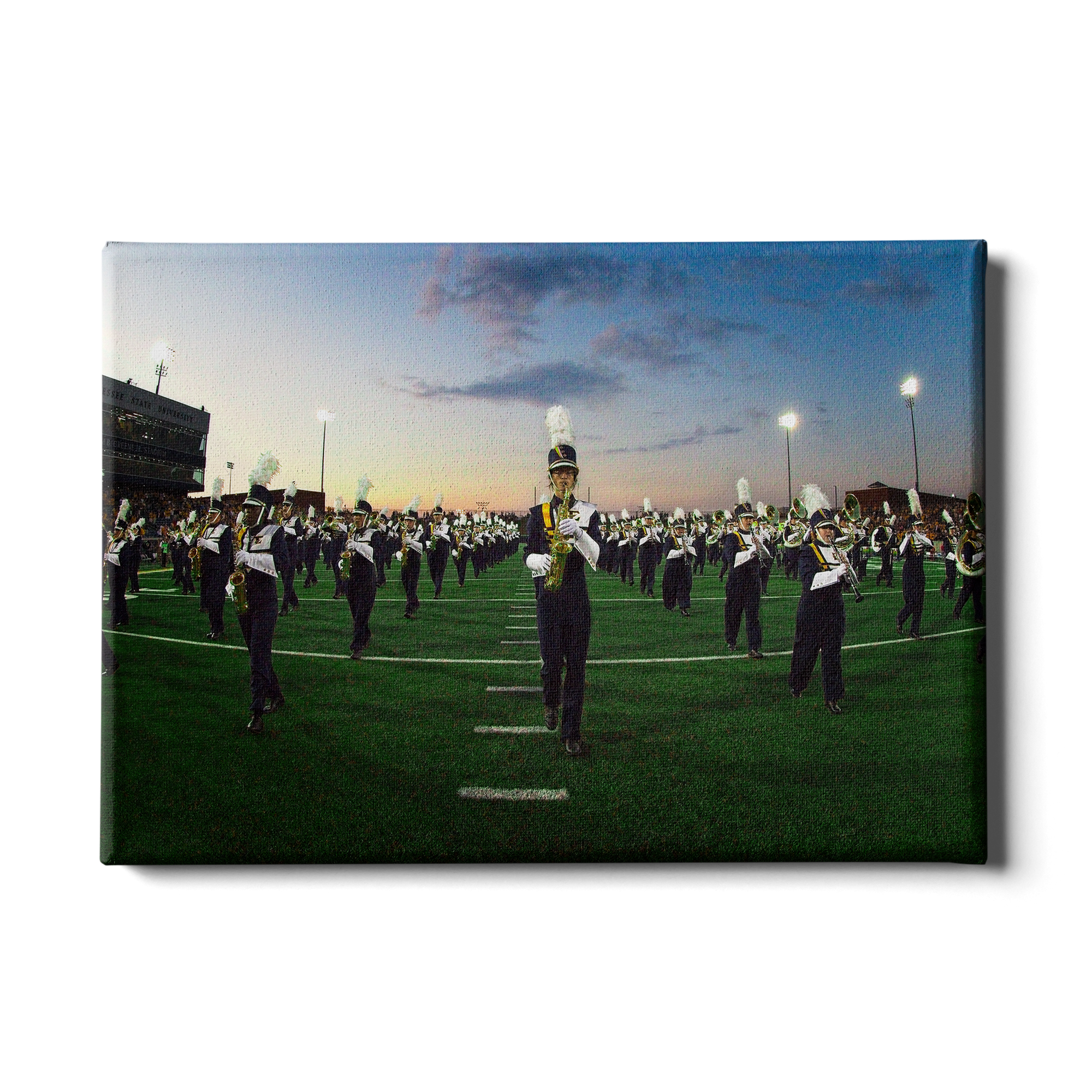 ETSU - Marching Bucs - College Wall Art#Canvas