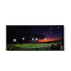 ETSU - Sunset Touchdown Panoramic - College Wall Art#Canvas