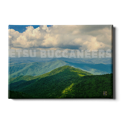 ETSU - ETSU Smokeys - College Wall Art #Canvas