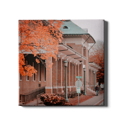 ETSU - Fall Bill Gatton School of Pharmacy - College Wall Art #Canvas