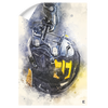 ETSU - Battle Ready - College Wall Art#Wall Decal