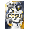 ETSU - Bucs - College Wall Art#Wall Decal