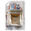ETSU - The Door Sketch - College Wall Art#Wall Decal