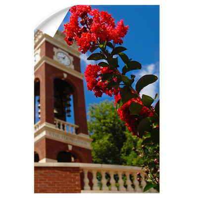 ETSU - Carillon Bloom - College Wall Art#Wall Decal