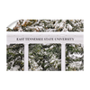 ETSU - East Tennessee Snow - College Wall Art#Wall Decal