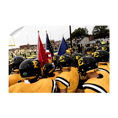 ETSU - Game Time - College Wall Art#Wall Decal