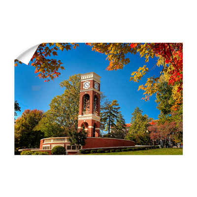 ETSU - Autumn Alumni Plaza - College Wall Art#Wall Decal