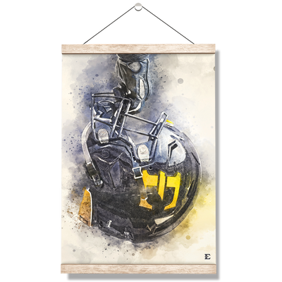 ETSU - Battle Ready - College Wall Art#Hanging Canvas
