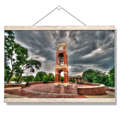 ETSU - Carillon Storm - College Wall Art#Hanging Canvas