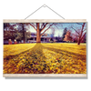ETSU - Autumn Day - College Wall Art#Hanging Canvas