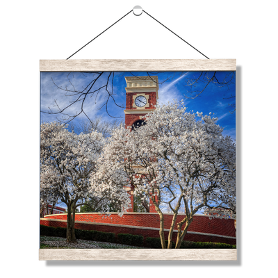 ETSU - Spring - College Wall Art #Hanging Canvas