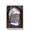 ETSU - Winter View - College Wall Art#Hanging Canvas