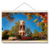 ETSU - Autumn Alumni Plaza - College Wall Art#Hanging Canvas