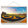 ETSU - Bucs End Zone - College Wall Art#Hanging Canvas