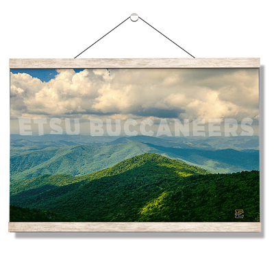 ETSU - ETSU Smokeys - College Wall Art #Hanging Canvas