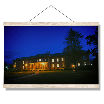 ETSU - Bill Gatton School of Pharmacy Night - College Wall Art #Hanging Canvas