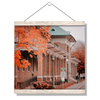 ETSU - Fall Bill Gatton School of Pharmacy - College Wall Art #Hanging Canvas