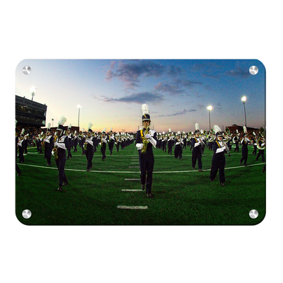 ETSU - Marching Bucs - College Wall Art#Metal