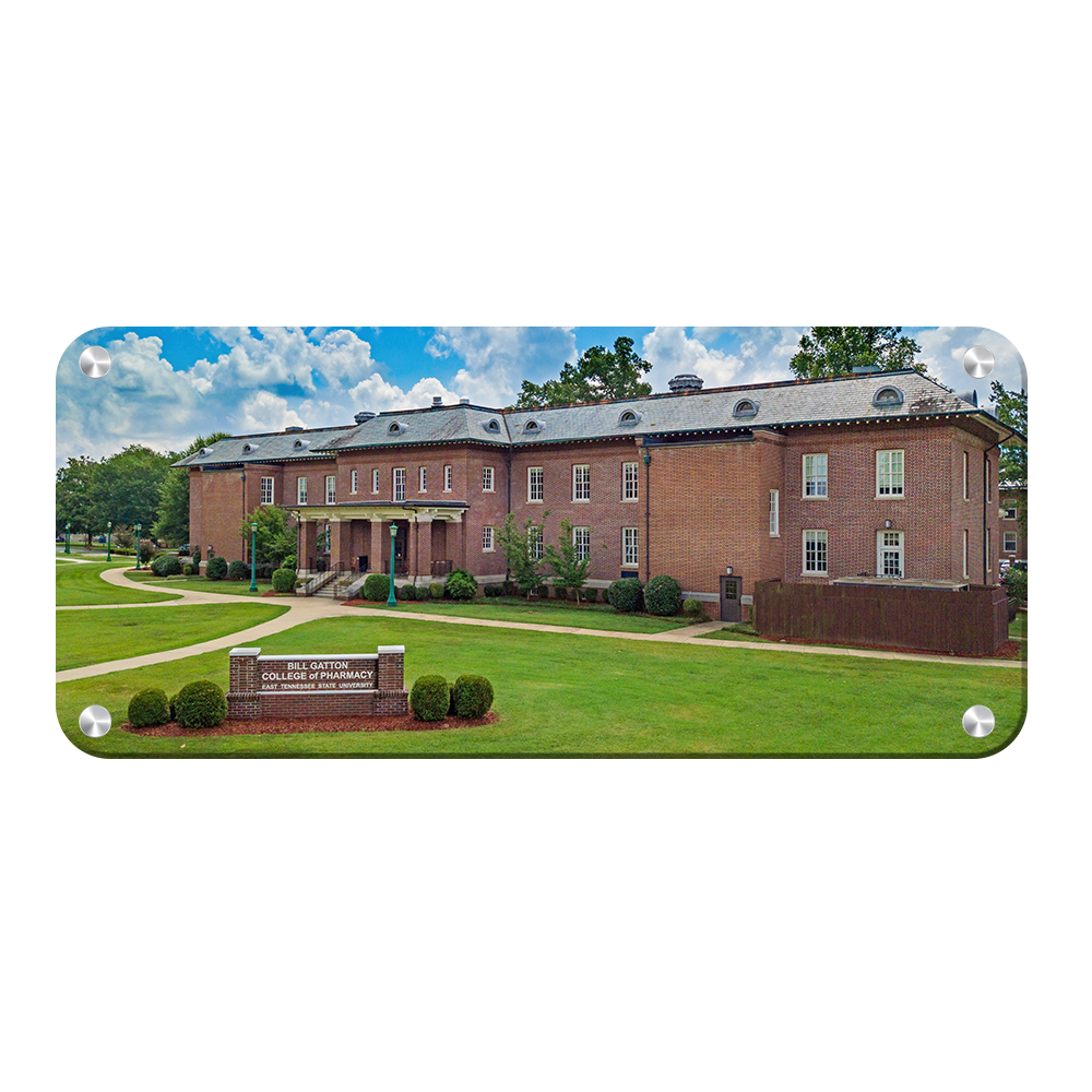 ETSU - Bill Gatton College of Pharmacy - College Wall Art #Canvas