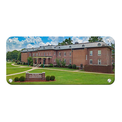 ETSU - Bill Gatton College of Pharmacy - College Wall Art #Metal