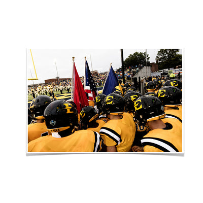 ETSU - Game Time - College Wall Art #Poster