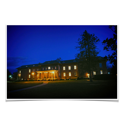 ETSU - Bill Gatton School of Pharmacy Night - College Wall Art #Poster