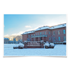 ETSU - Bill Gatton College of Pharmacy Winter - College Wall Art #Poster