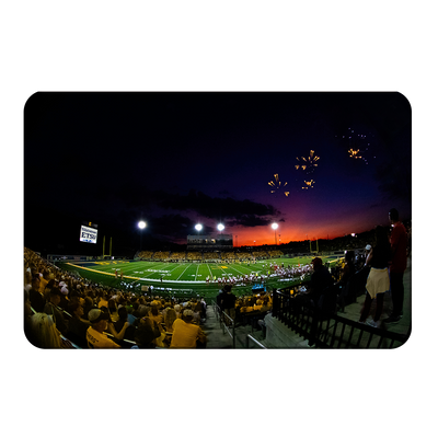 ETSU - Sunset Touchdown - College Wall Art#PVC