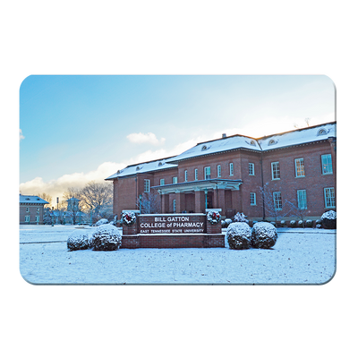 ETSU - Bill Gatton College of Pharmacy Winter - College Wall Art #PVC