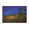 ETSU - Bill Gatton School of Pharmacy Night - College Wall Art #Wood