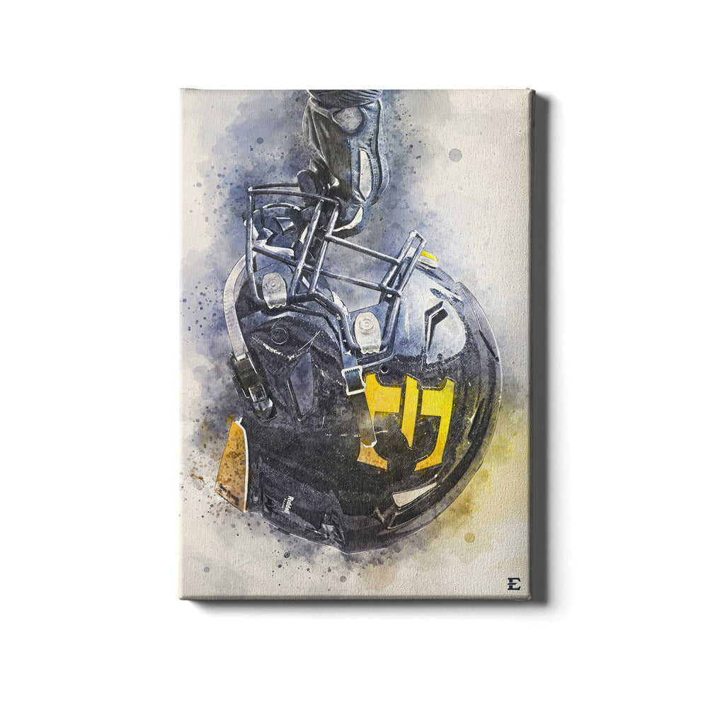ETSU - Battle Ready - College Wall Art#Canvas