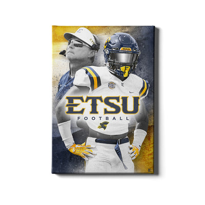 ETSU - Bucs - College Wall Art#Canvas
