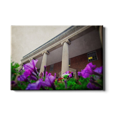 ETSU - Burgin Dossett Petunias - College Wall Art#Canvas
